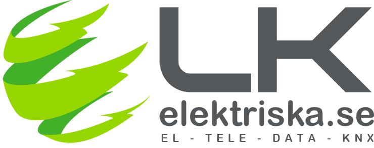 LK Elektriska logo